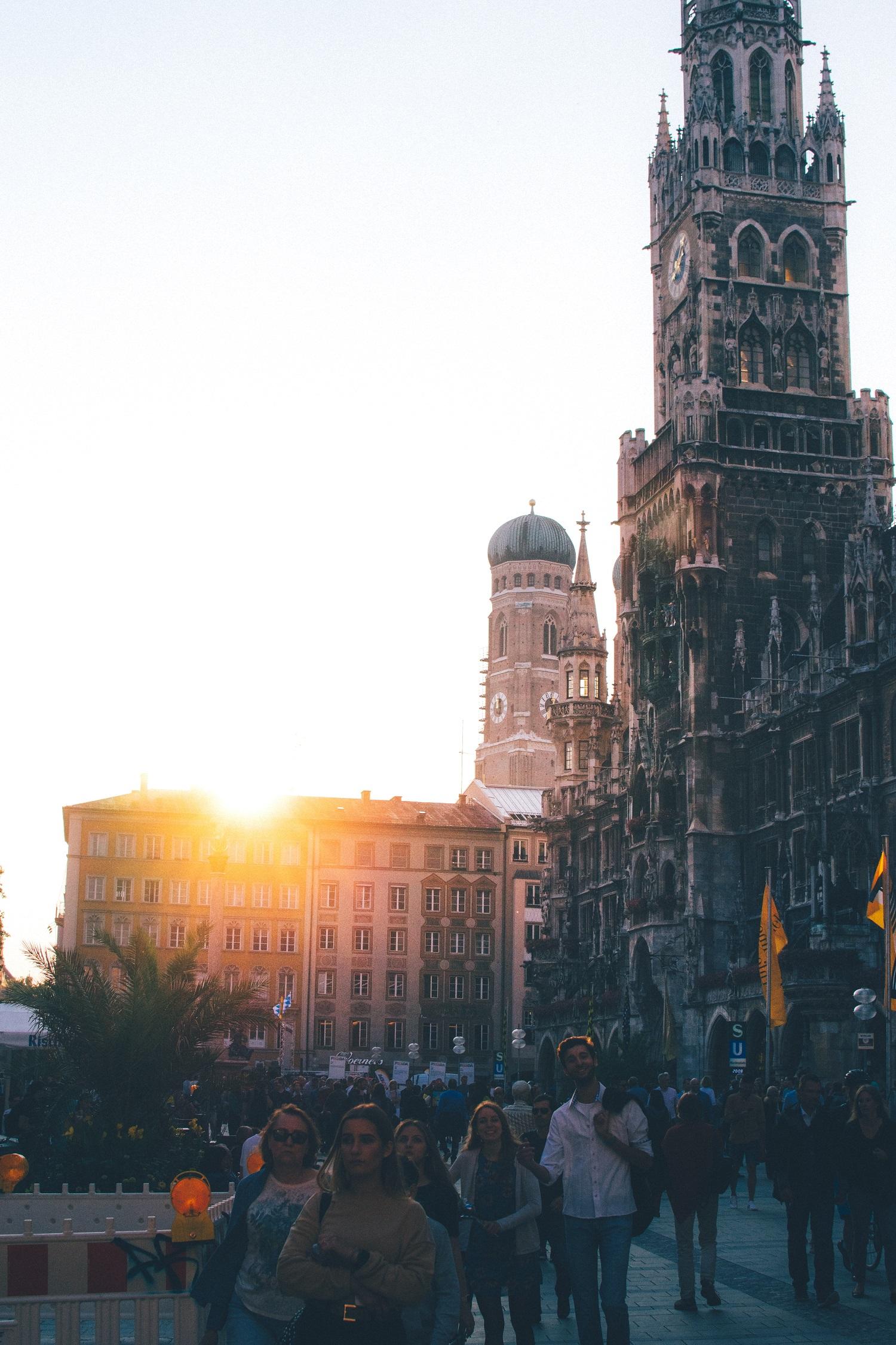 Deutschkurse in Muenchen