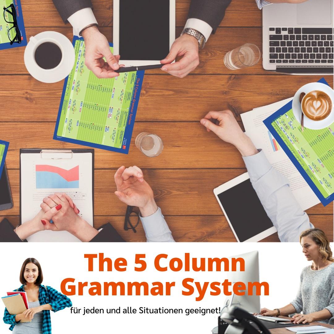 Englische Grammatik endlich verstehen