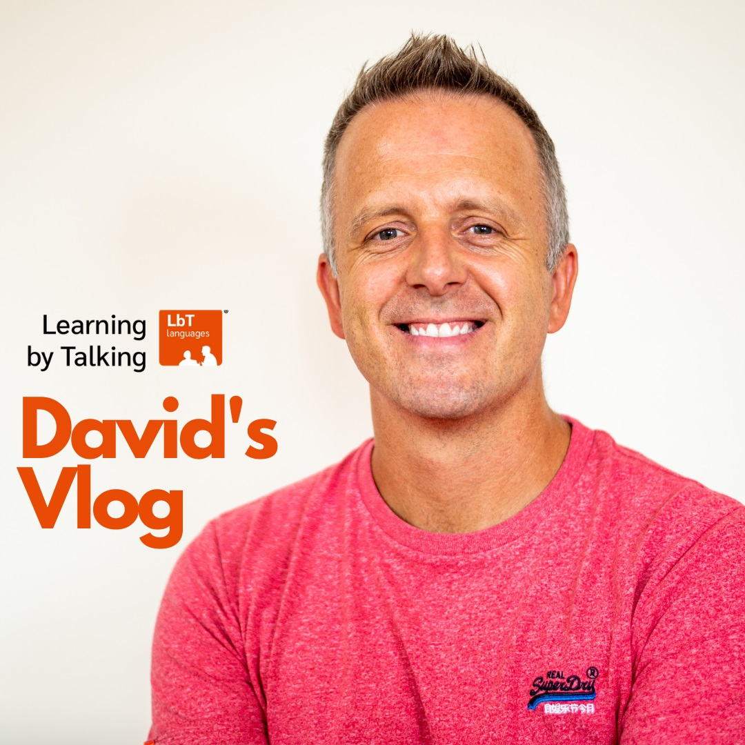 David`s Vlog zum Englisch lernen